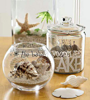 Fill Creative Jars with Memorabilia