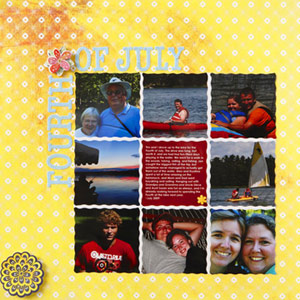 Place Journaling In A Collage