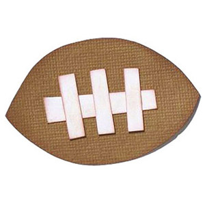 FOOTBALL PAPER-PIECING PATTERN