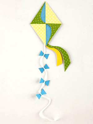 KITE PAPER-PIECING PATTERN