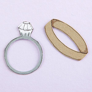 ring paper-piecing pattern