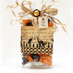 Trick or Treat Pillow Box