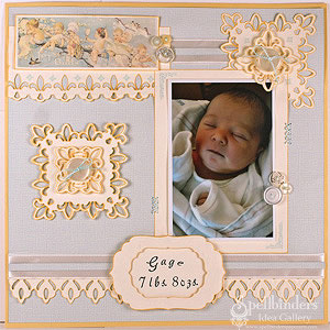 Baby Gage by: Linda Duke