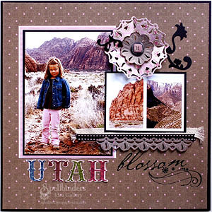 Utah Blossoms by: Kazan Clark