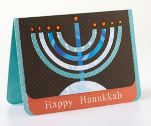 Hanukkah Card