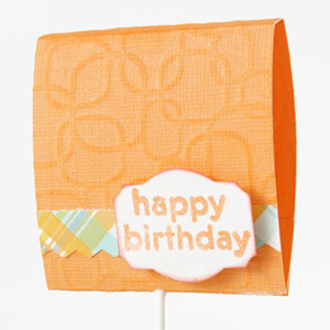 Get birthday card ideas for kids! Enter your Craft It F