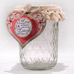 Love Jar by: Kimberly Crawford