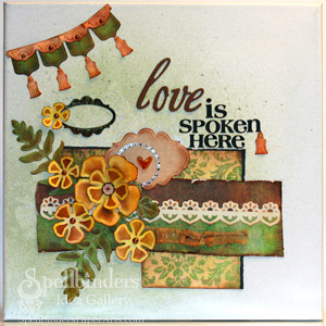 Love is Spoken Here by: Julie Overby