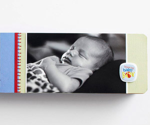 baby album page