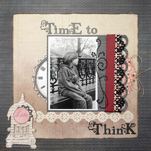 Time to Think by: Christine Emberson