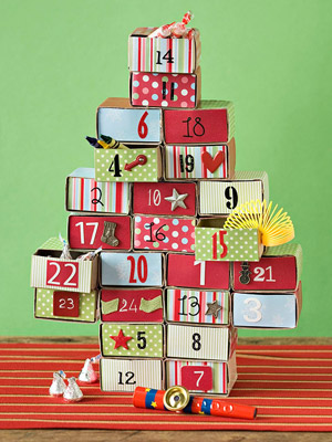 Matchbox Adventskalender