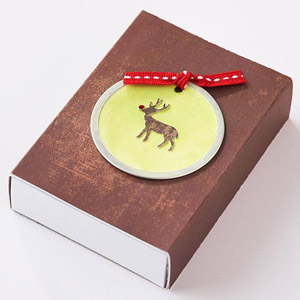 Reindeer Gift Tag