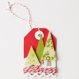 Forest Gift Tag