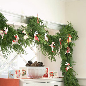 Rudolph the Reindeer Garland