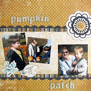 Pumpkin Patch by: Michelle Woerner