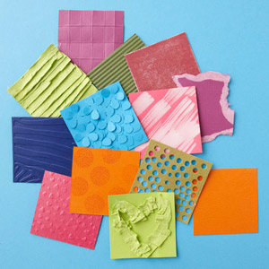 Creative Cardstock Ideas