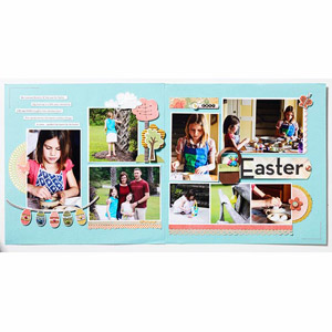 Easter Timeline Layout