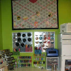 Magnetic Wall Storage
