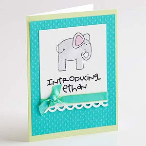 Introducing Baby Card