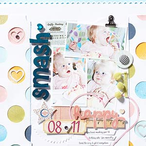 Birthday Mess Page