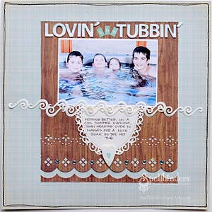 Lovin' the Tubbin' by Tonya Dirk