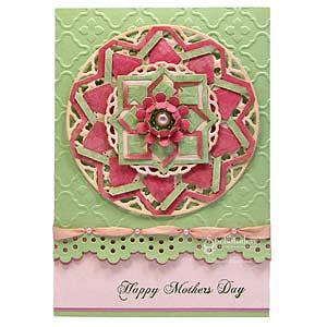 Happy Mother's Day Card by Judy Hayes