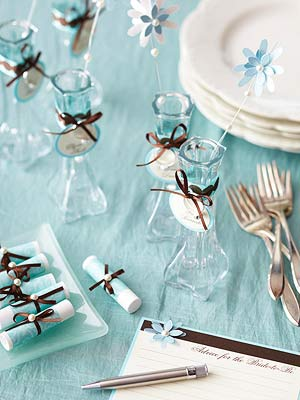 Bridal Shower Crafts