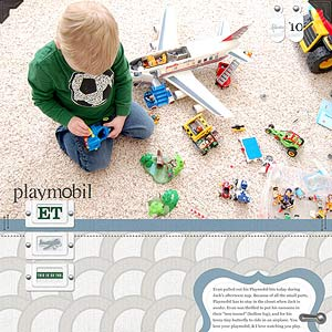 Playmobil Layout