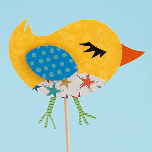 Bird Paper Piecing