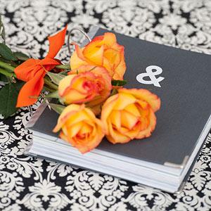 DIY Wedding Album