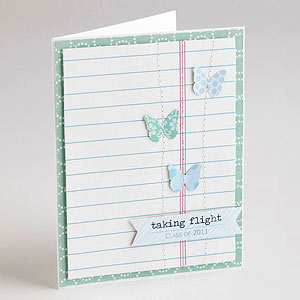 Taking Flight Grad Card