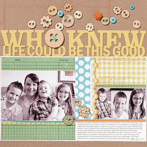 Life Is Good Page