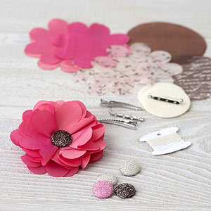 Flower Pin