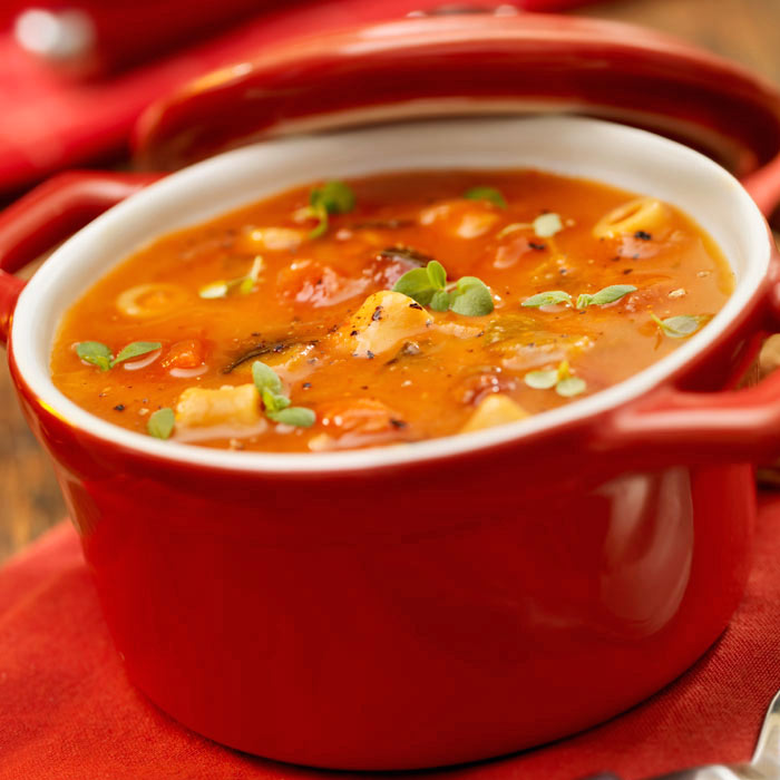 Jamie Oliver's Minestrone Soup