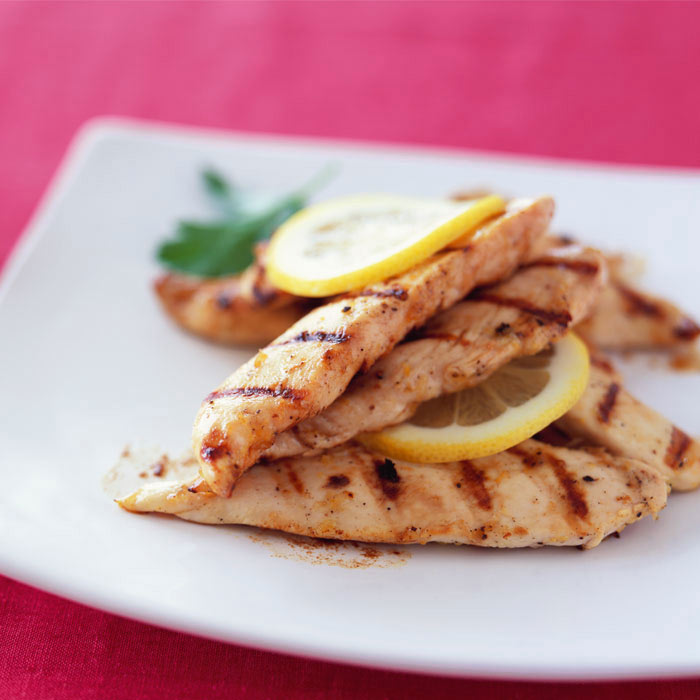 Garlic and Herb Lemon Chicken