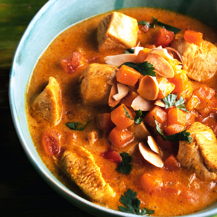 Coconut-Chicken Curry