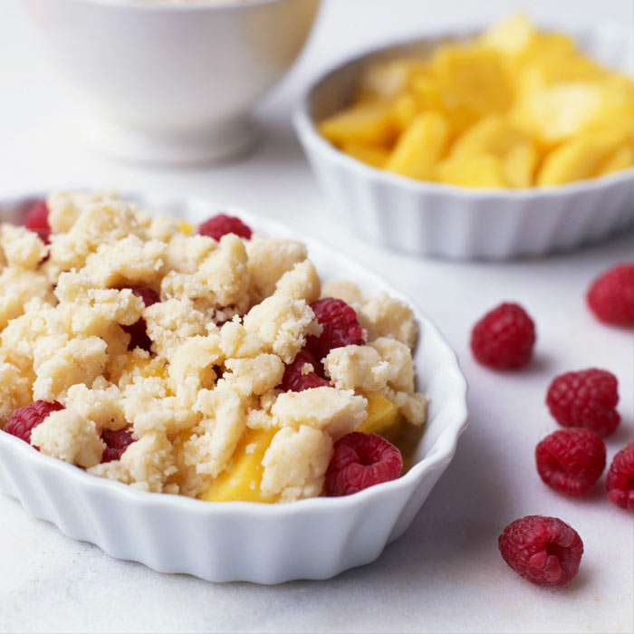 Easy Fruit Crisp