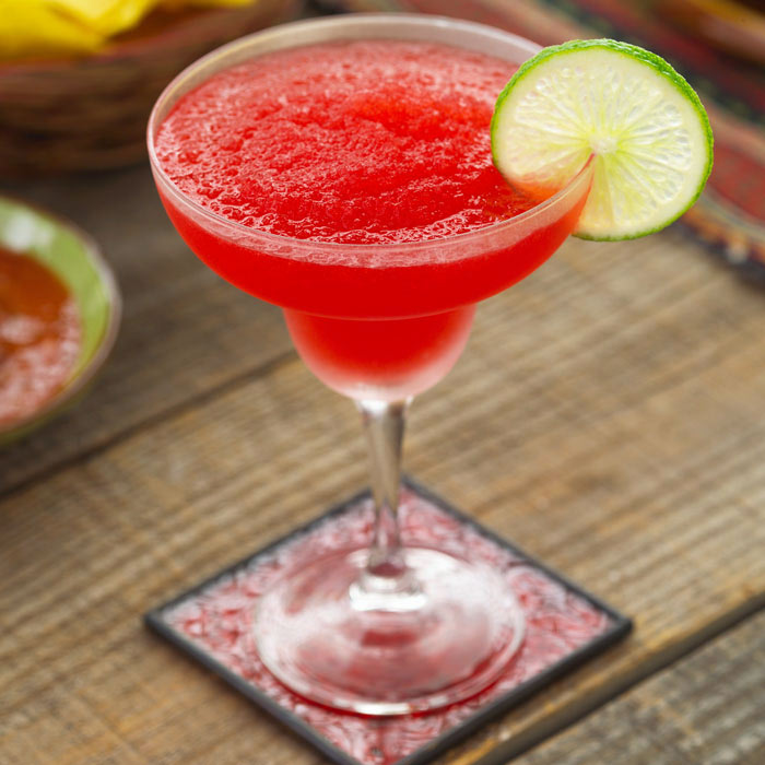 Montel Williams' Cherry Margarita Recipe