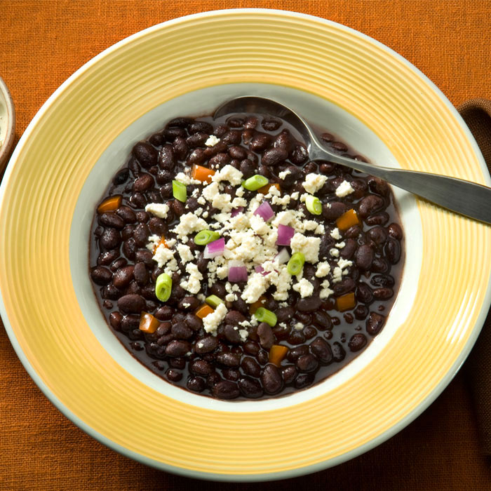 Coyote Black Beans