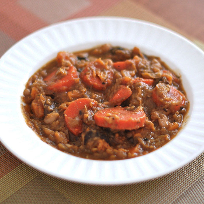Hearty, Heart Healthy Beef and Vegetable Stew