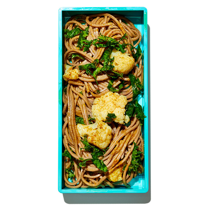 Soba Noodles with Curry
