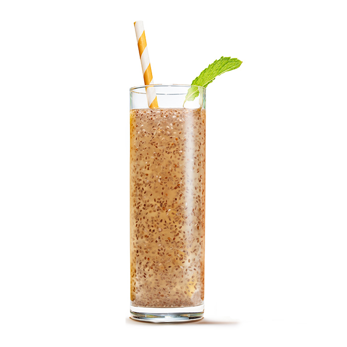 Ginger-Lime Chia Drink
