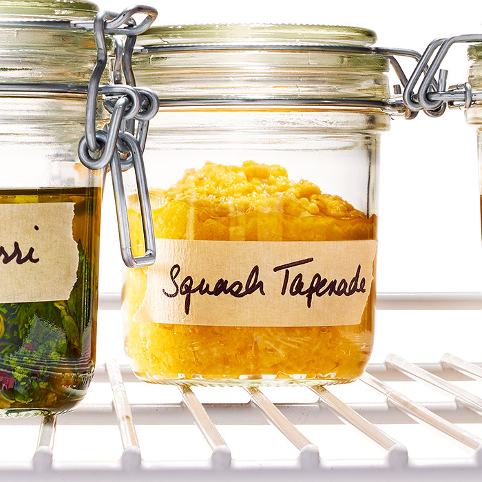 Roasted Butternut Squash Tapenade