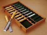 Safe Storage for Chisels