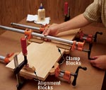 pipe and bar-clamp blocks 1