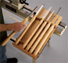 Ever-ready lathe tool holder 1