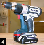 Makita size comparison