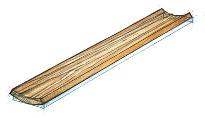 Lumber defects trade info site