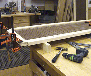 Bench Tool System step 2