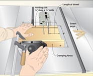 dowel jig